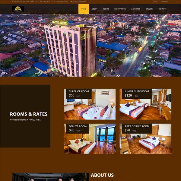 hotelapexmandalay
