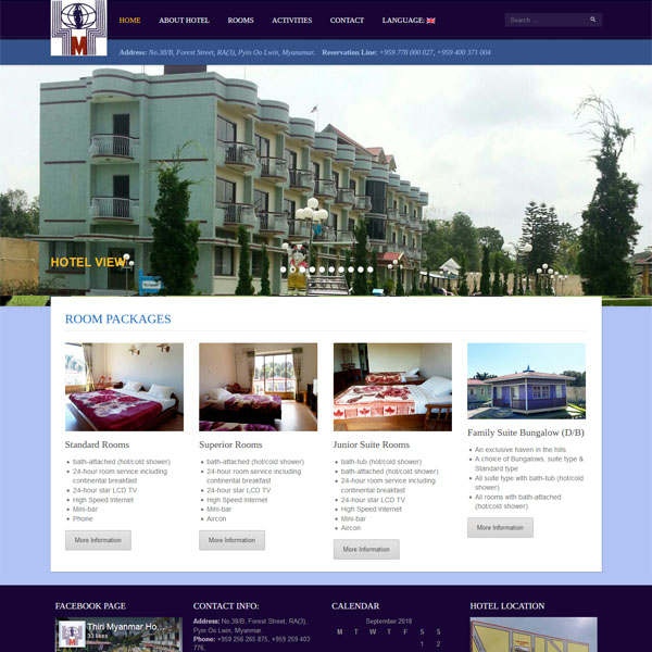 thirimyanmarhotel