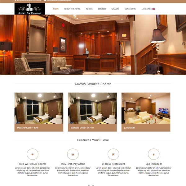 hotelbathaung